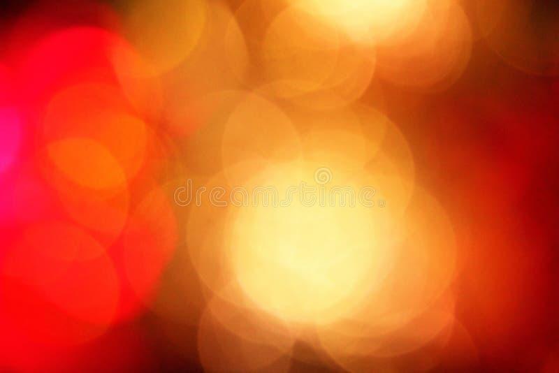 Предпосылка рождества в красной, оранжевом, белизне и черноте стоковое изображение
