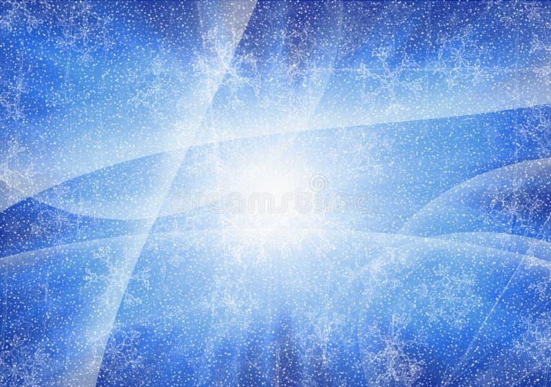Download Предпосылка рождества иллюстрация штока. иллюстрации насчитывающей хлопь - 33728247