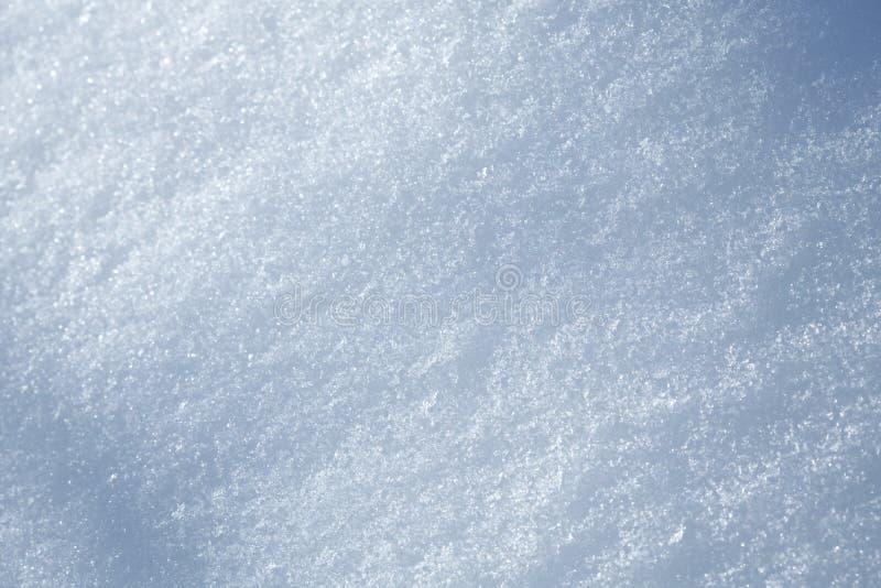 Предпосылка снежка и тени стоковая фотография rf