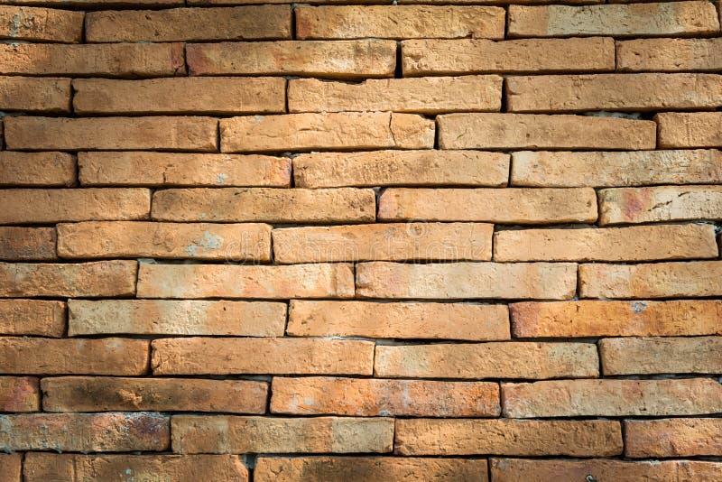 Предпосылка старой текстуры кирпичной стены стоковое фото
