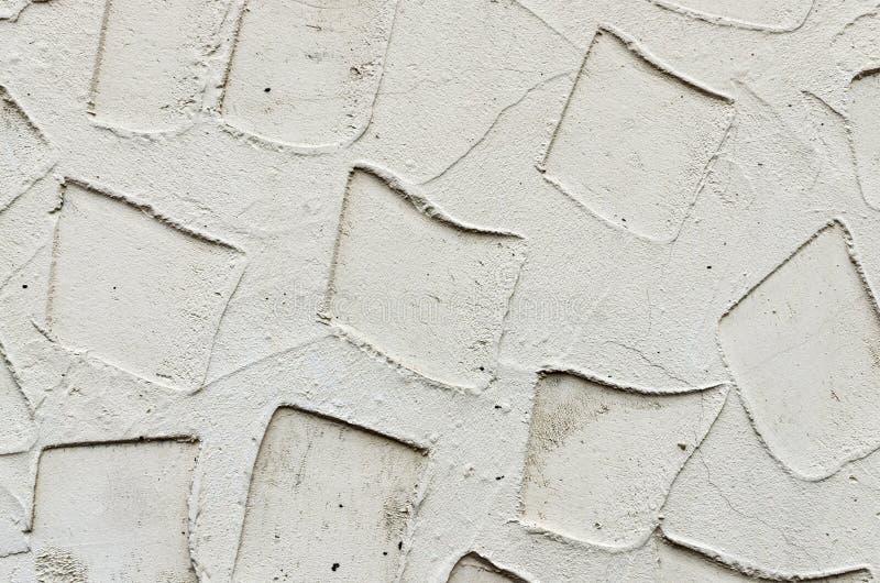 Предпосылка стены гипсового цемента стоковые изображения