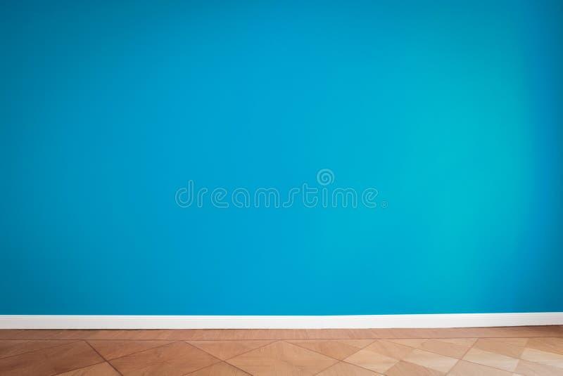 Предпосылка стены, пустая комната квартиры стоковое фото rf
