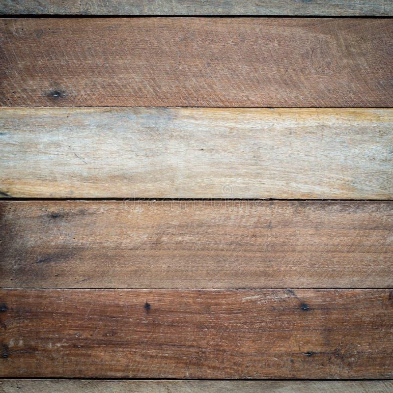 Предпосылка стены старой планки деревянная стоковые изображения rf