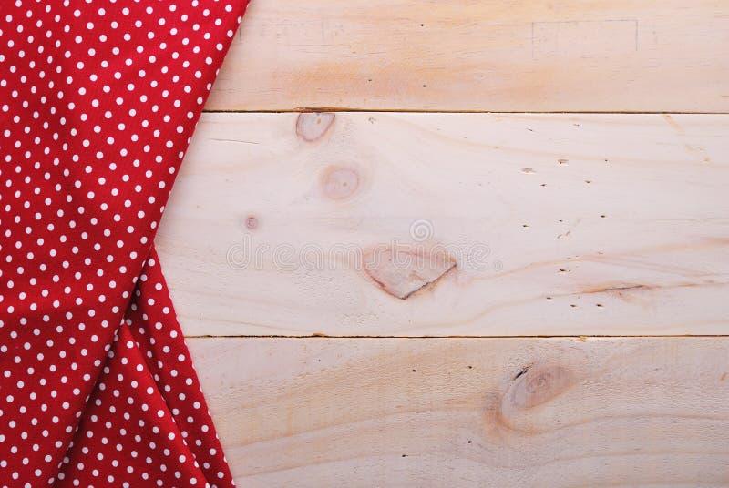 Предпосылка сделанная от скатерти стоковые изображения rf