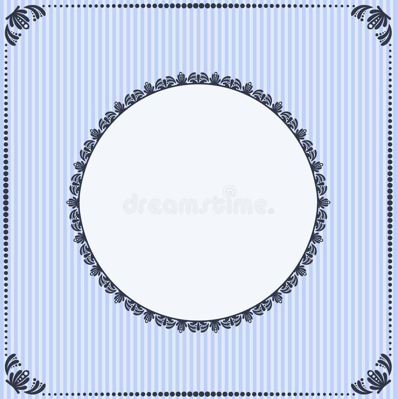 Предпосылка с орнаментами шнурка стоковое фото