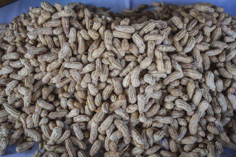 Предпосылка Таиланд арахиса стоковые изображения