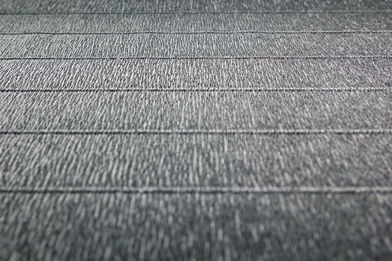 Предпосылка текстурированная конспектом минималистская серая с горизонтальными прямыми стоковые изображения rf