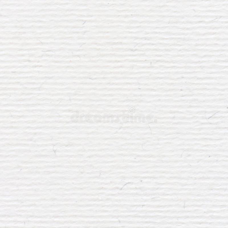 Предпосылка текстуры белой бумаги с чувствительной картиной нашивок стоковая фотография rf