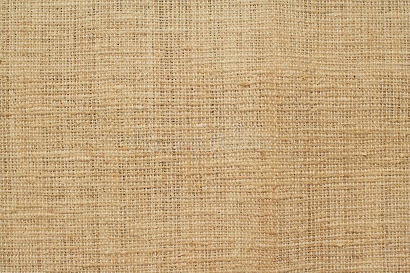 Предпосылка текстуры мешковины стоковое изображение rf
