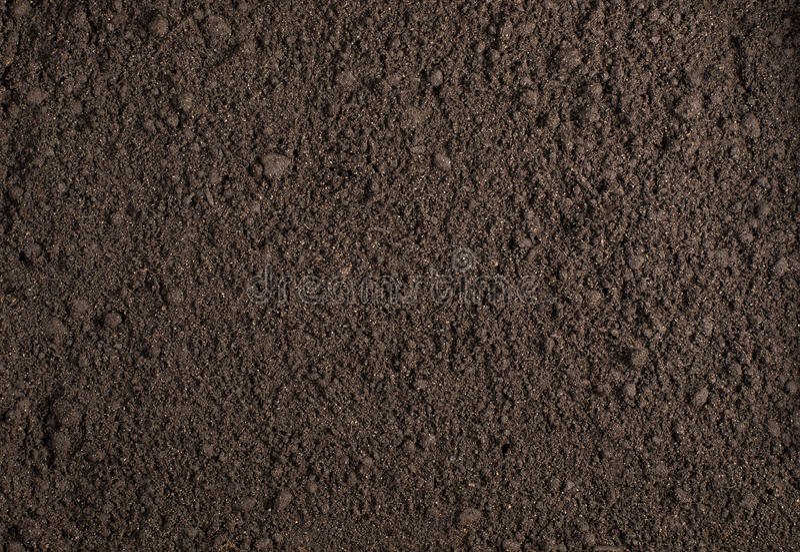 Предпосылка текстуры почвы стоковая фотография rf