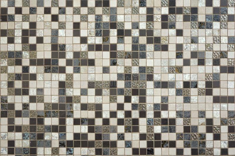 Предпосылка текстуры плиток мозаики стоковая фотография