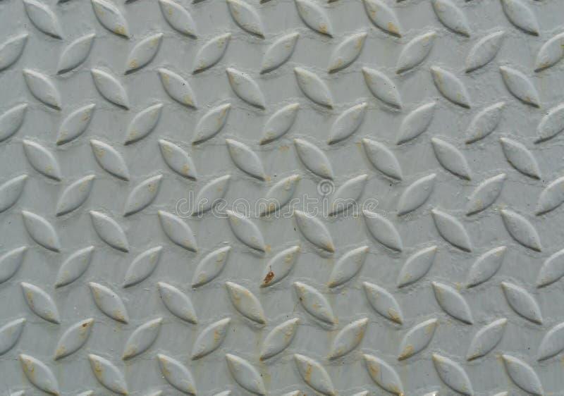 Предпосылка текстуры стальной пластины стоковая фотография