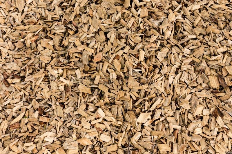 Предпосылка текстуры mulch лаять древесины стоковые фотографии rf