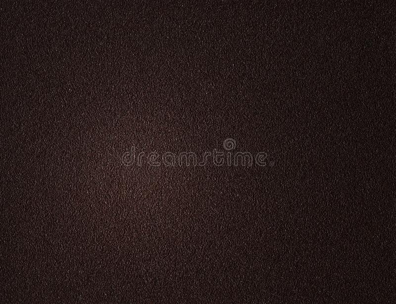 Предпосылка темного коричневого цвета текстурированная grunge стоковые фотографии rf