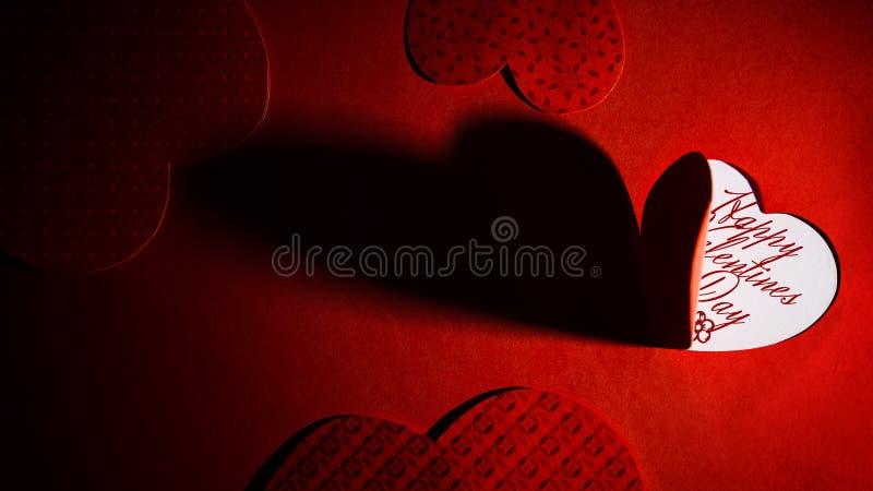 Предпосылка темы дня ` s валентинки St стоковые фотографии rf