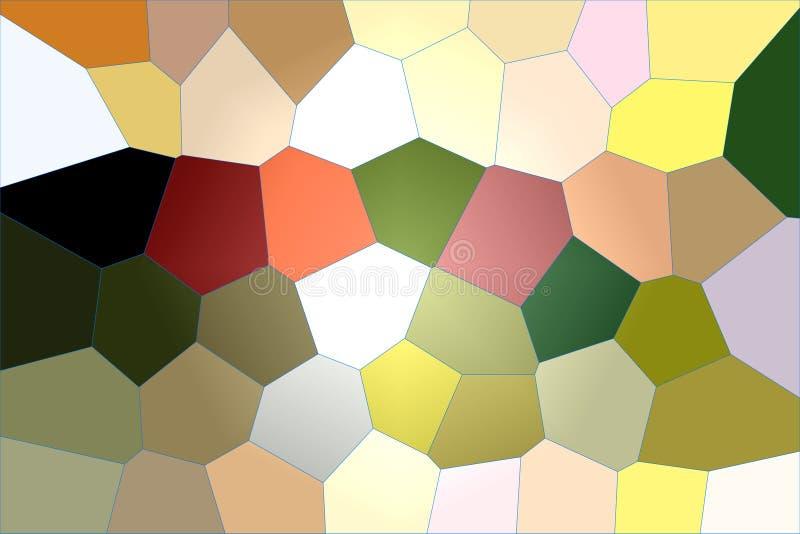 предпосылка цветастая стоковое изображение rf