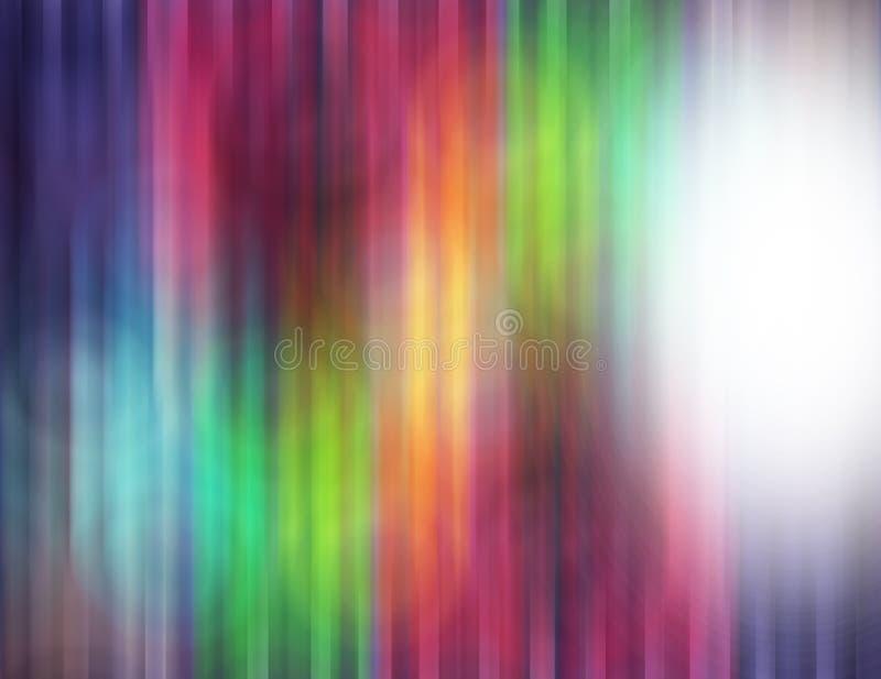 предпосылка цветастая иллюстрация вектора