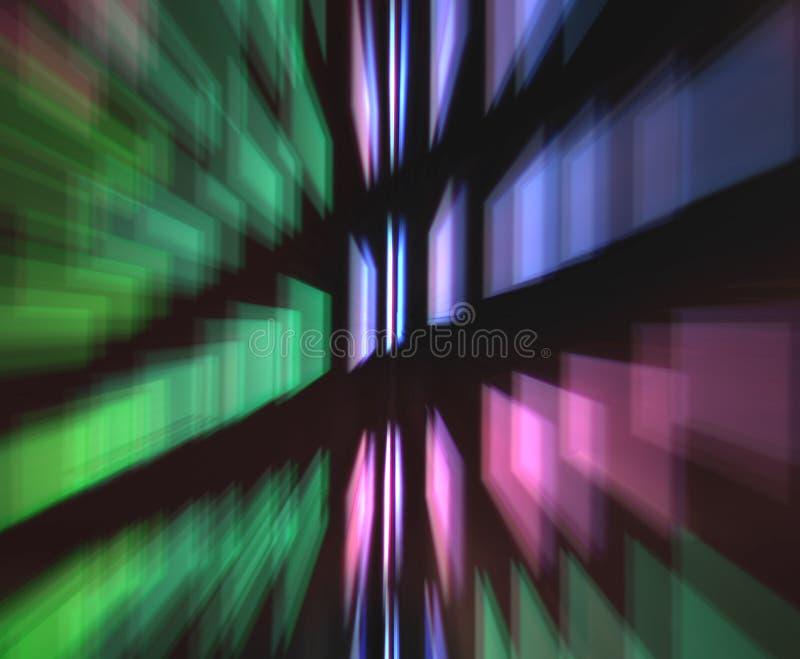 Предпосылка цвета абстрактная иллюстрация штока