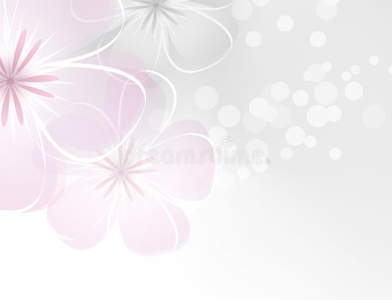 Предпосылка цветка бесплатная иллюстрация