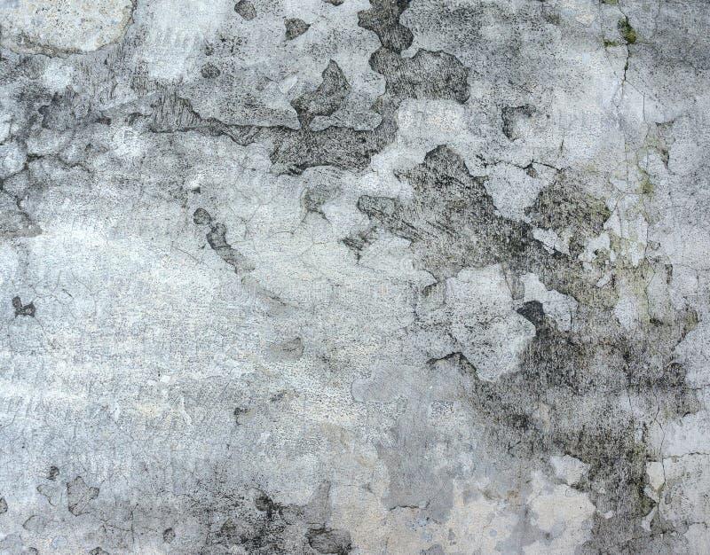 Предпосылка черно-белых помарок стоковые изображения rf