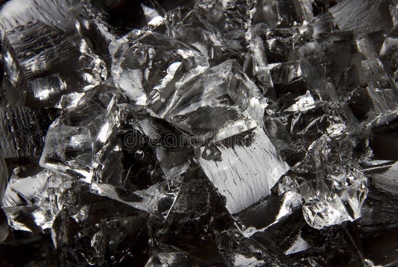 Предпосылка льда стоковая фотография rf