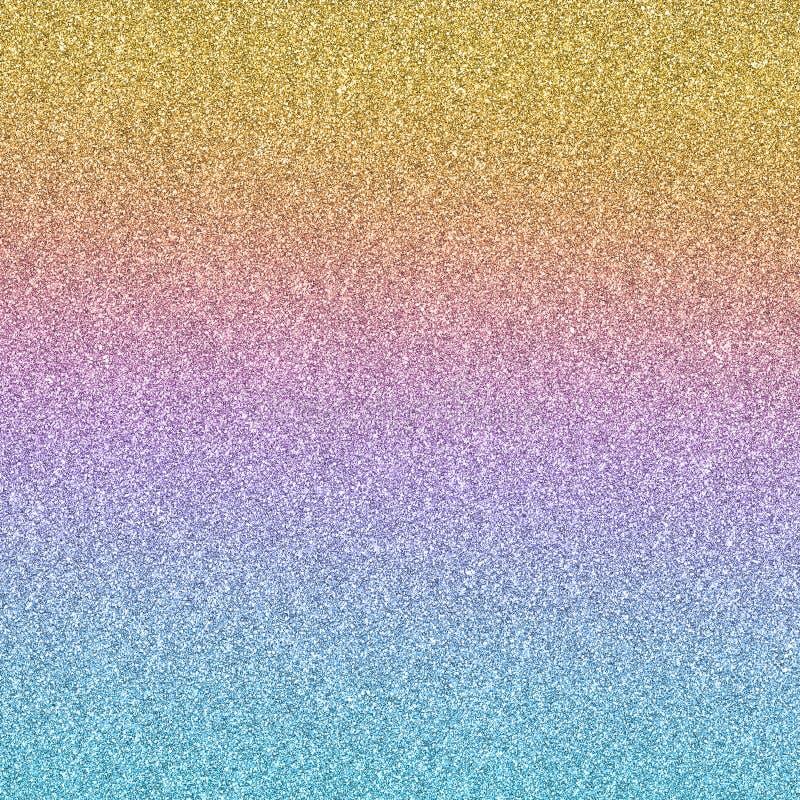 Предпосылка яркого блеска градиента стоковая фотография