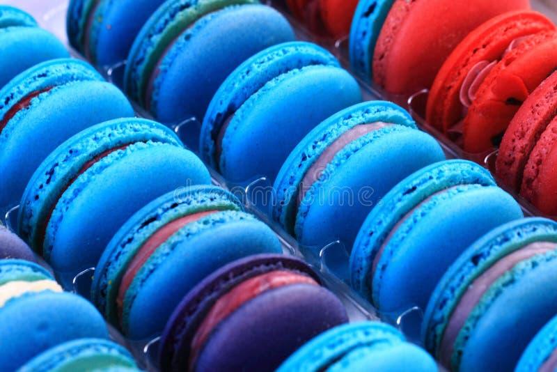 Предпосылка macaroon цвета стоковое изображение rf