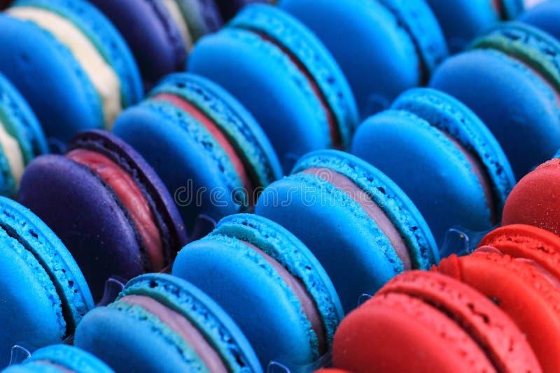 Предпосылка macaroon цвета стоковая фотография