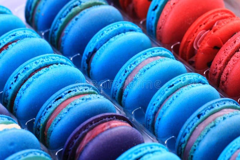 Предпосылка macaroon цвета стоковое изображение