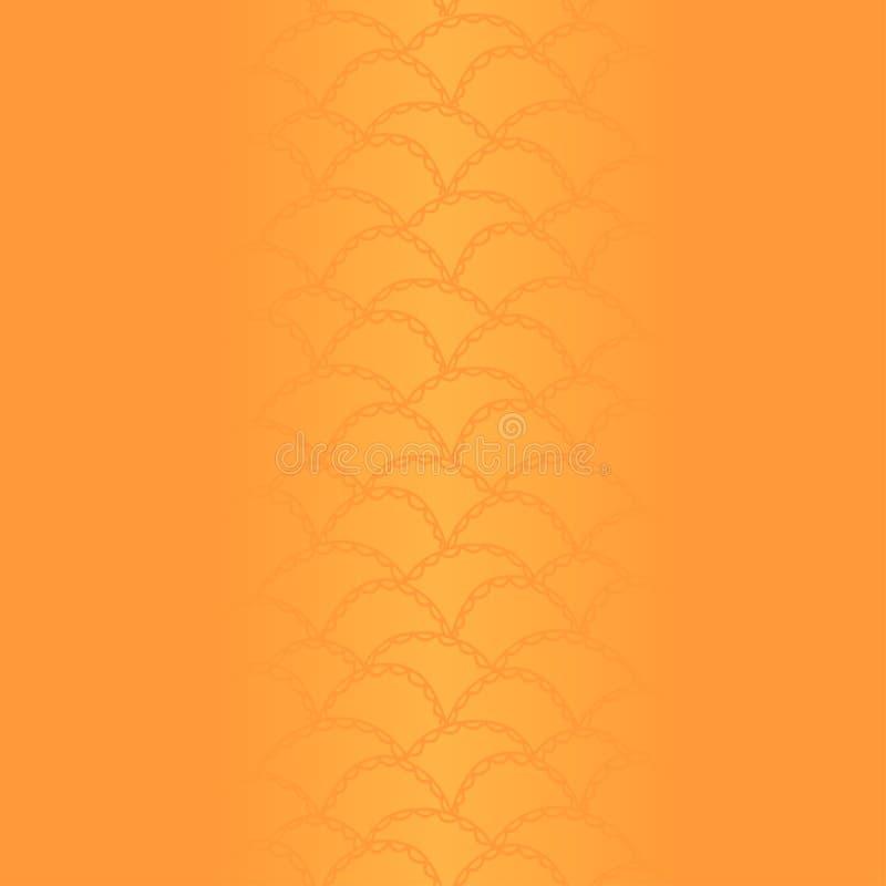 Предпосылка Squama абстрактная безшовная вектор бесплатная иллюстрация