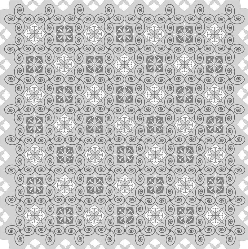Download Предпосылка Tracery иллюстрация вектора. иллюстрации насчитывающей чувствительно - 33728789
