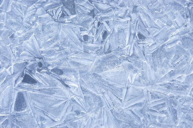 Предпосылки 1 льда поверхностные стоковые фотографии rf