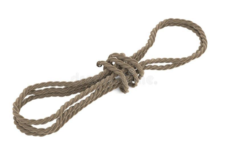 Представьте веревочки бесплатная иллюстрация
