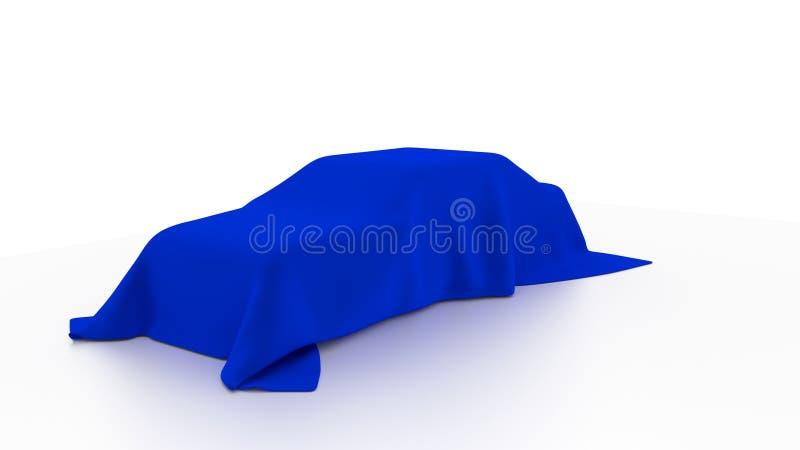 Представление крышки автомобиля стоковое изображение rf