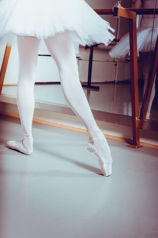 Представлять балерины Стоковые Фото