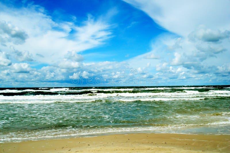 прибалтийская эстония около somethere tallinn моря стоковое изображение rf