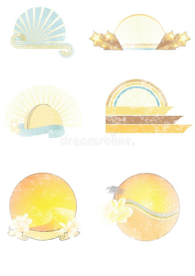 прибой логосов бесплатная иллюстрация