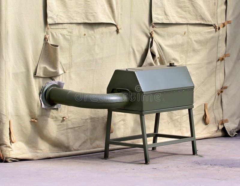 Прибор внешнего обогрева стоковая фотография rf