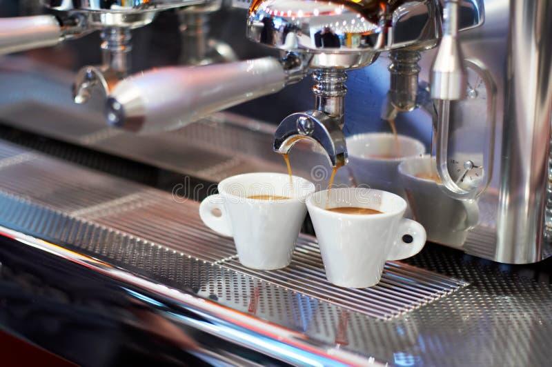 прибор кофе 2 стоковые изображения rf