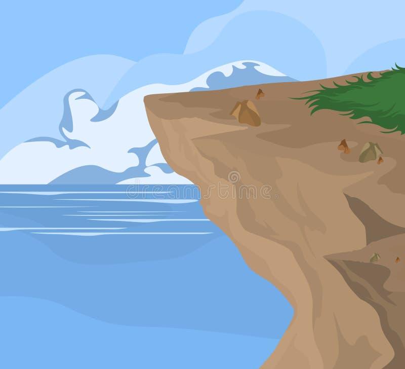 прибрежно бесплатная иллюстрация