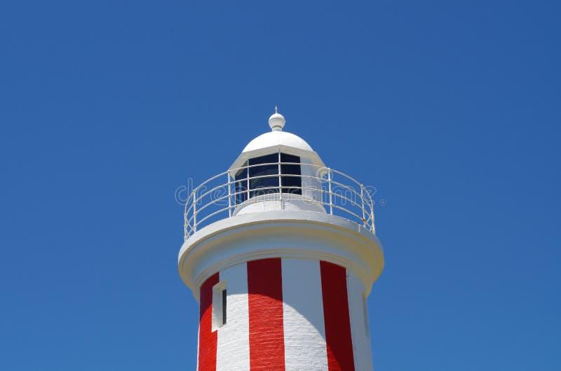 прибрежный маяк стоковое изображение rf