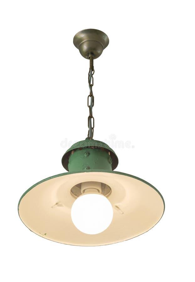 Привесная лампа стоковое изображение rf