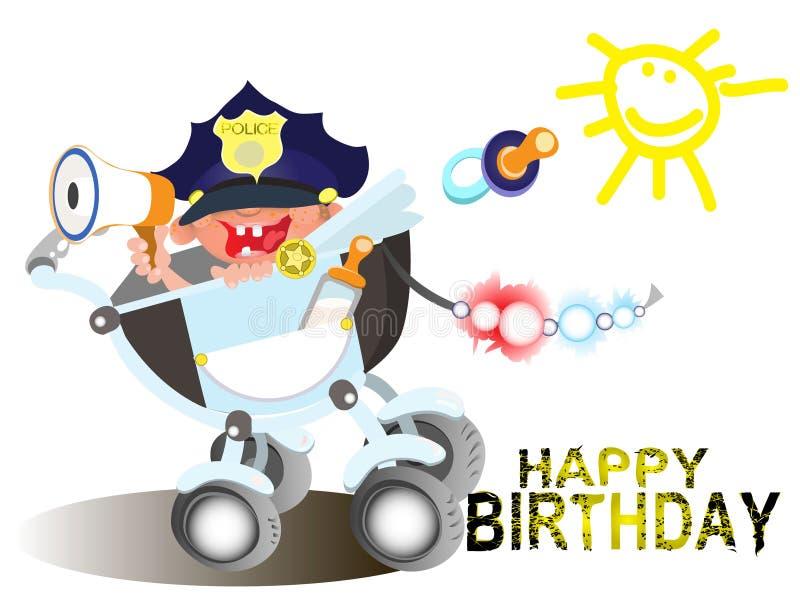 С днем рождения поздравления прикольные мужчине милиционеру