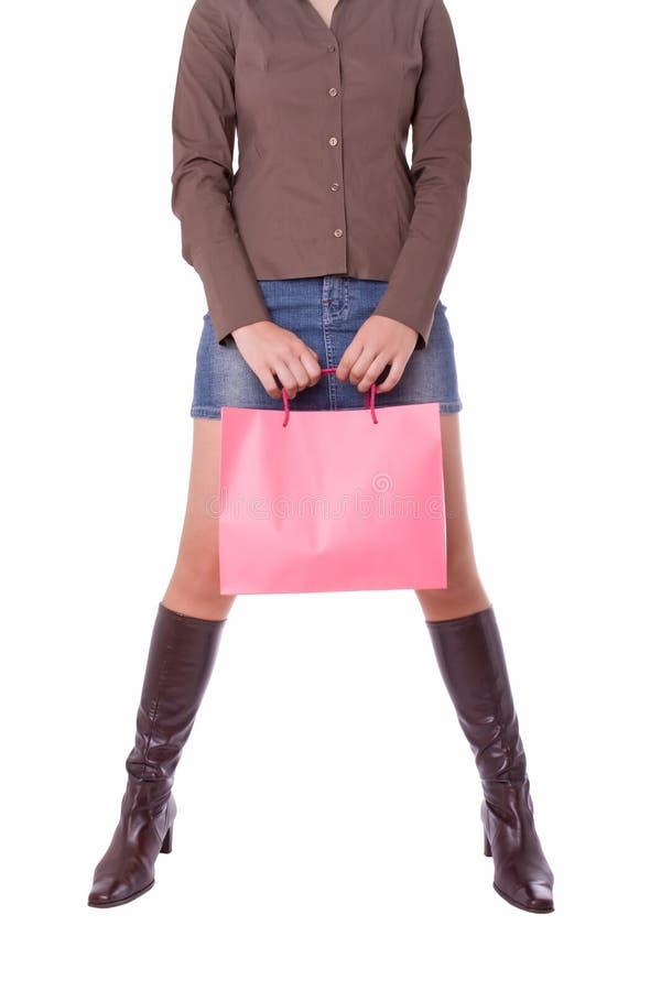 привлекательные детеныши женщины стоковые изображения rf
