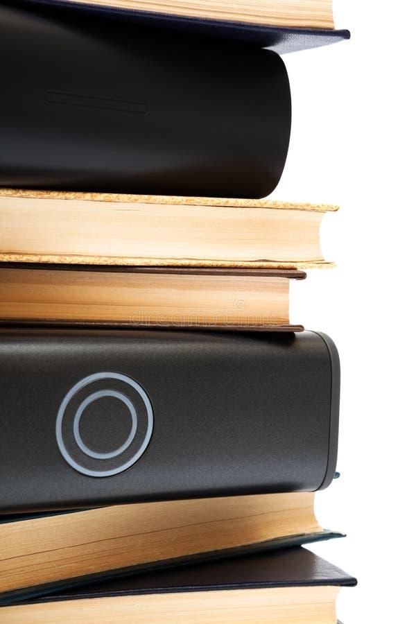 приводы книг крепко старые стоковые фотографии rf