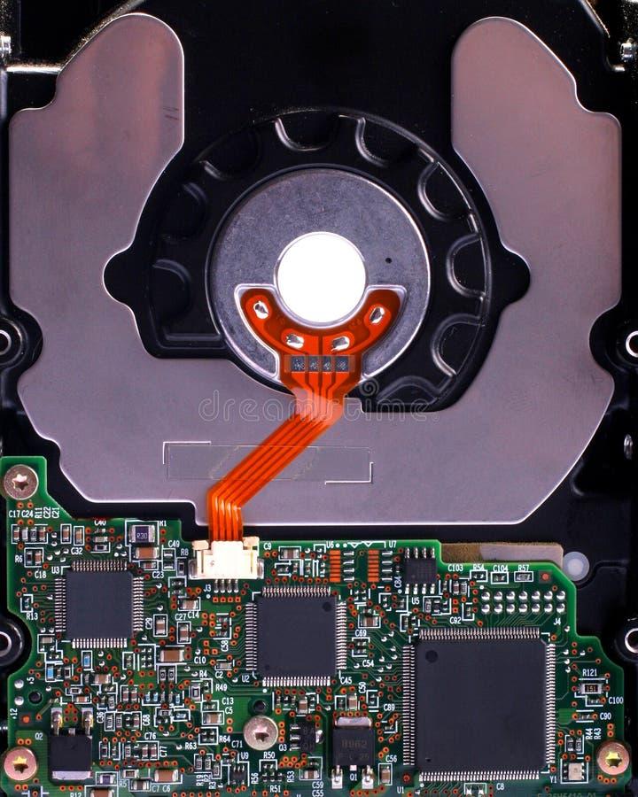 привод компьютера трудный стоковое фото rf
