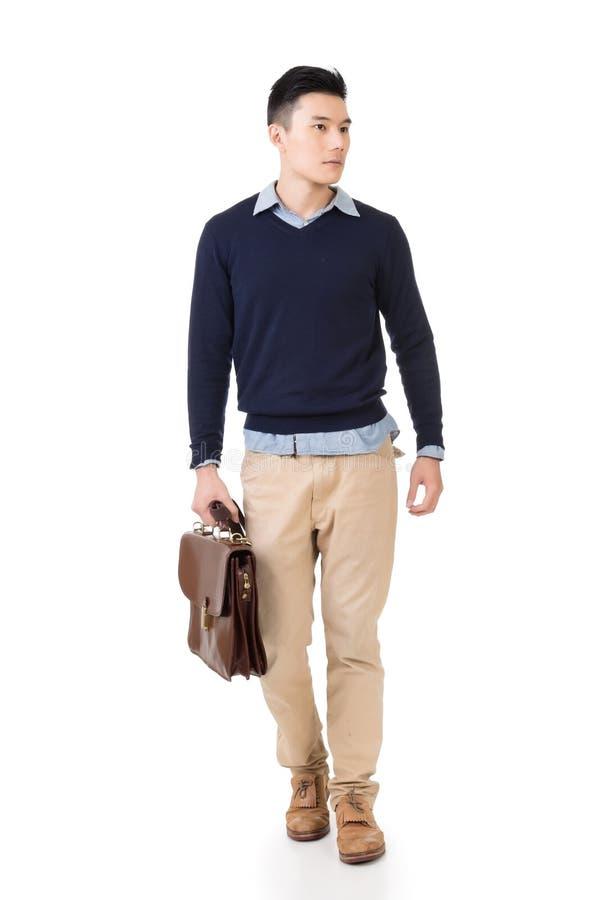 Привлекательный молодой бизнесмен стоковые изображения