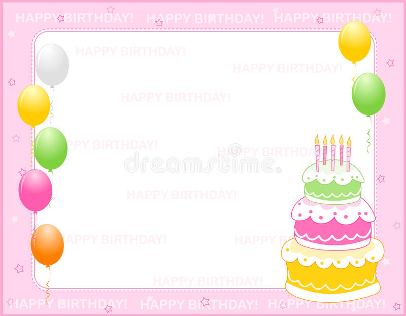 Открытка приглашение на день рождения на английском языке, мая