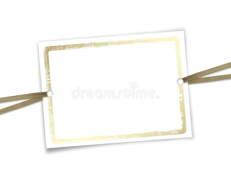 приглашения рамок стоковое фото
