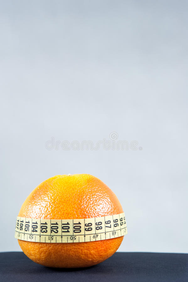 Пригонка грейпфрута стоковая фотография rf